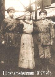 Hüttenarbeiterinnen (Saarstahl AG)