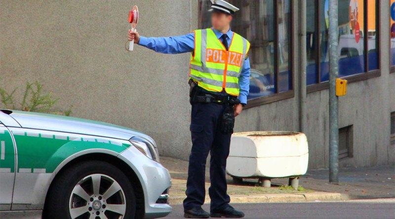 Polizei (Symbolfoto: Hell)