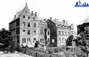 Josefskrankenhaus um 1897.