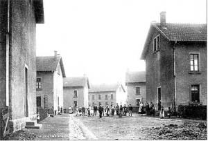 Grabenstraße 1905