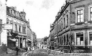 Schaffhauserstraße 1912