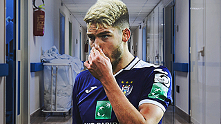 Colossal guess: how Anderlecht defy fate with Colassin