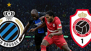 Club vs Antwerp: the figures behind the battle