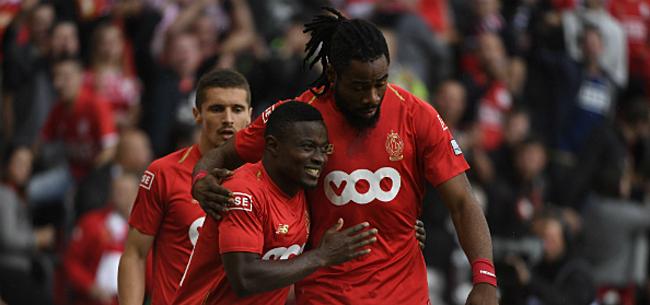 Foto: 'Luyindama akkoord met nieuwe club, Standard ontvangt bod van 8,5 miljoen'