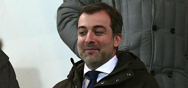 Foto: 'Bayat zorgde al voor vier transfers bij Standard, vijfde weigert'