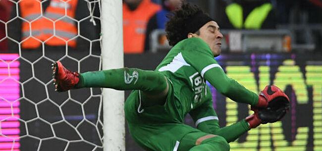 Foto: 'Ochoa liep twee keer een transfer naar Europese topclub mis'
