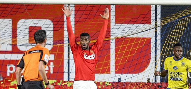 Foto: Twee lichtpunten bij Standard: