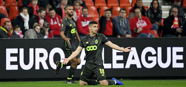 Foto: Standard-speler ontkent akkoord met Ajax: