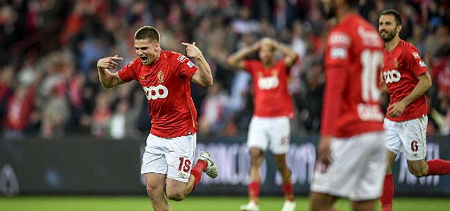 Foto: 'Uitverkoop bij Standard: zeven spelers mogen beschikken'