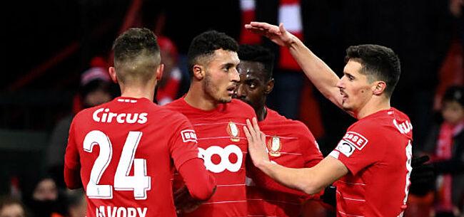 Foto: Standard pakt weer in de extra tijd de zege tegen Cercle Brugge