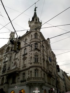In the streets of Vienna