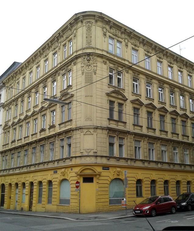 Haus in Wien