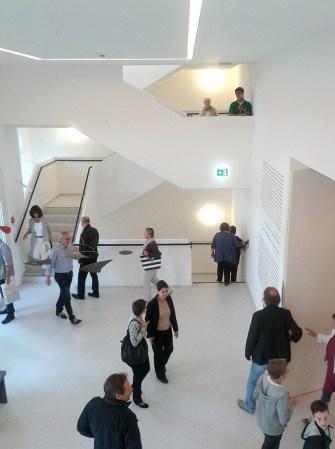 Treppenhaus, Kaiser Wilhelm Museum