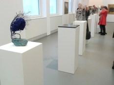 Skulpturen im Kaiser Wilhelm Museum