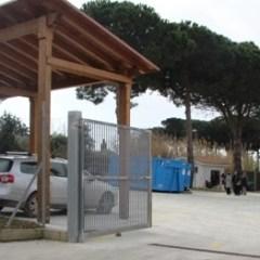 Gestione isola ecologica di Castel Gandolfo