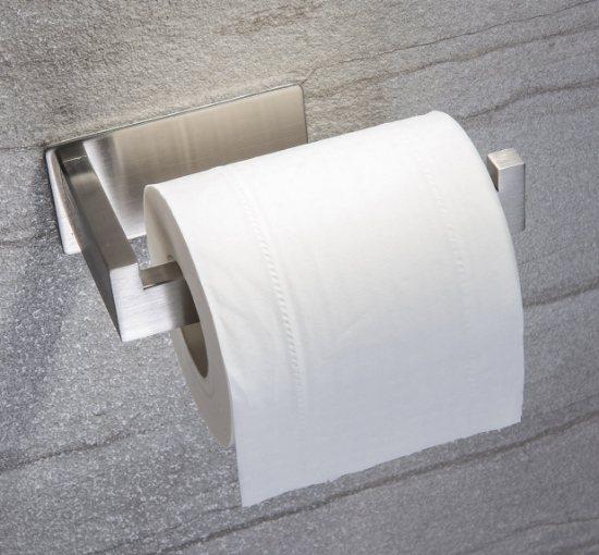 Portarotolo wc adesivo