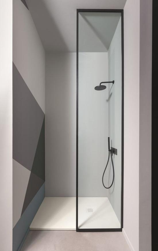 Piatto doccia design minimal