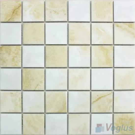 48x48mm 2x2 inch antique mosaic ceramic tiles vc at91 voglus mosaic