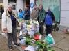 Pflanzentauschbörse des BUND auf Greizer Markt