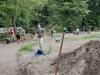 Greizer IG Neustadt organisiert Arbeitseinsatz im Park