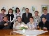 Malzirkel des Greizer Frauenvereins stellt in der 1. Thüringer Seniorengalerie des Nachbarschaftshauses der Volkssolidarität auf dem Reißberg aus