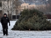 Weihnachtsbaum-Verbrennung erstmals in Greiz