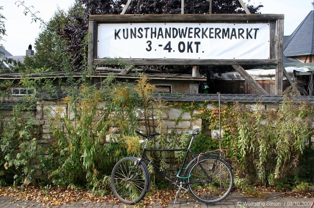 Herbst- und Erntemarkt »Erdapfel & Co.« in Zickra