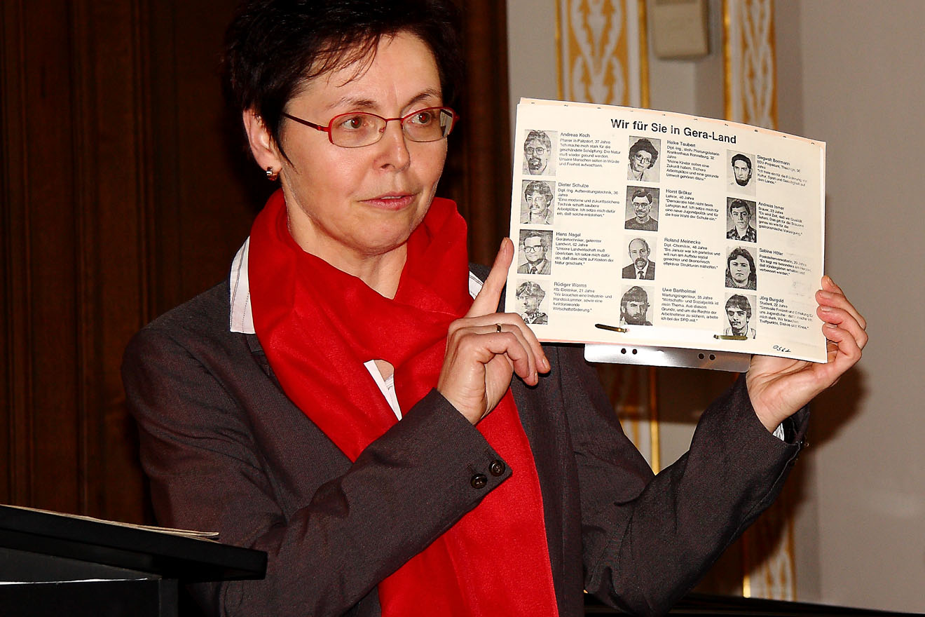 20 Jahre SPD in Greiz