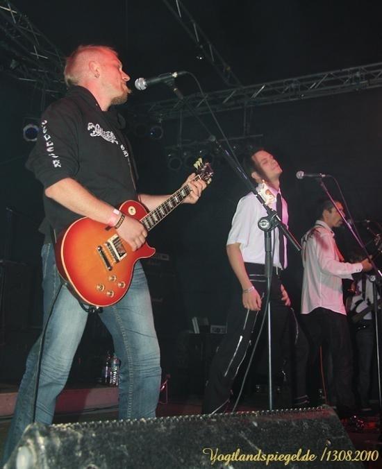 Greizer Band Wellenbrecher