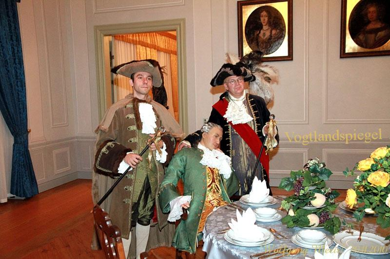 Museum im Oberen Schloss in Greiz eröffnet