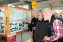 Ausstellung von Folker Schramm im Gebäude der Baustoffe Gebr. Löffler GmbH