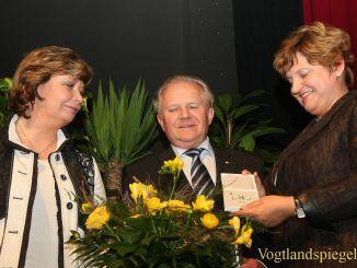 500 Gäste beim Jahresempfang der Landrätin in der Greizer Vogtlandhalle