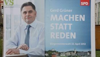 Ganz im Ernst? -Bürgermeister- und Landratswahl 2012 in Greiz