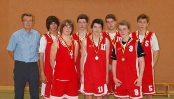 Turniere im Basketball der Kreisjugendspiele 2012