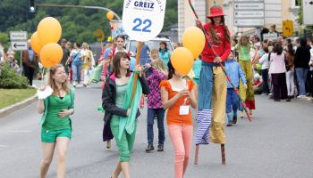 Park- und Schlossfest Greiz 2012