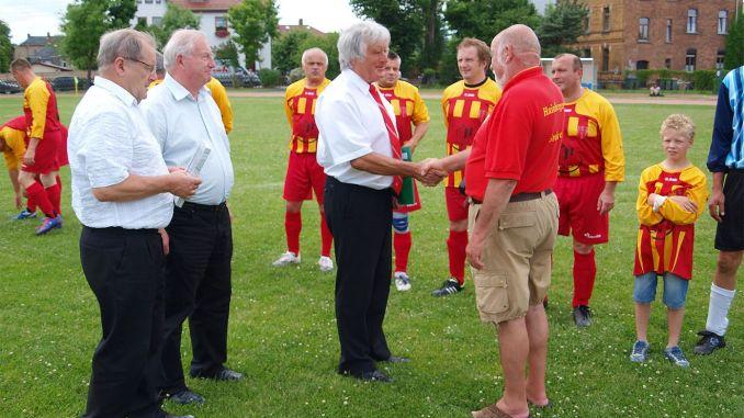 50 Jahre Hainberger SV Greiz