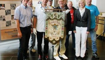 Ausstellung 125 Jahre Radsport in der Greizer Vogtlandhalle