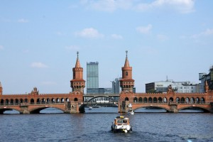 Berlin von der Spree