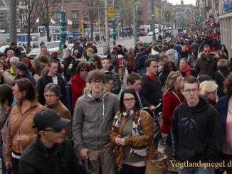 Flashmob in Greiz..?