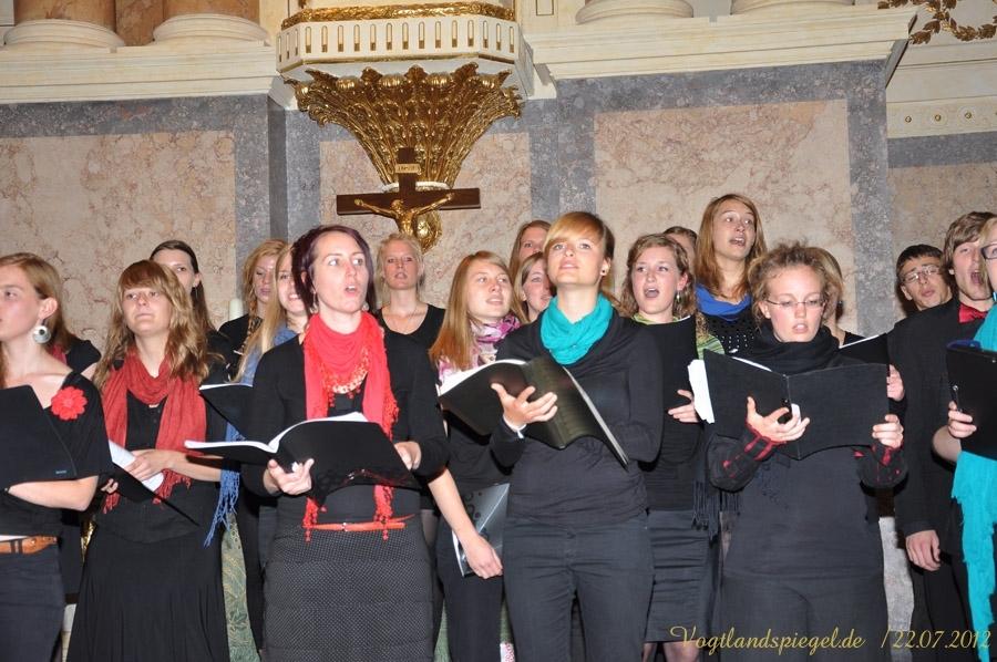 Psycho-Chor der FSU-Jena