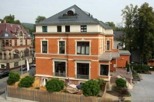 Harnacksche Villa in der Zentstraße 1