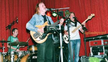 Blues-Abend mit Jürgen Kerth und Band