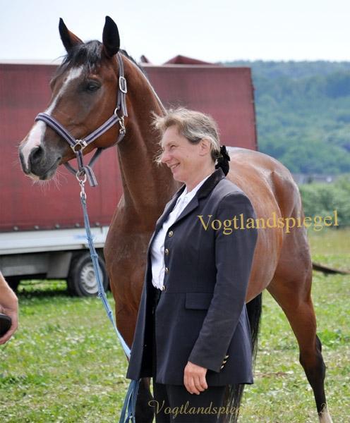Bettina Winkler triumphiert