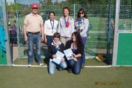 Erstmals Damenmannschaft beim 9. Bolzplatzturnier zum Greizer Neustadtfest