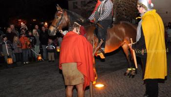 Martinsfest in Greiz