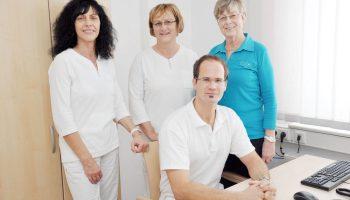Arztpraxis im Greizer Spectrum-Center