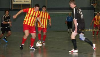 Hallenfußballturnier für Freizeitkicker