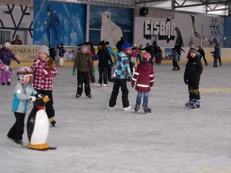 Sportlich toben, schwimmen und Eislaufen in den Winterferientagen
