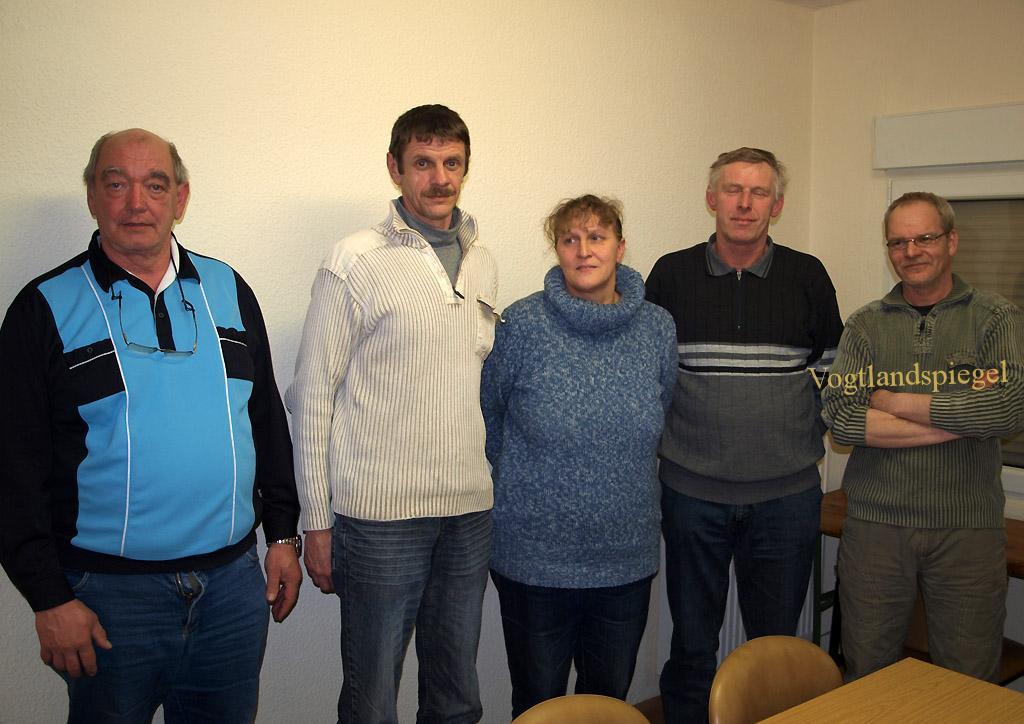 Feuerwehrverein Gommla mit neuem Vorstand