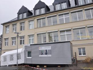 Neuer Computertomograph im Greizer Krankenhaus